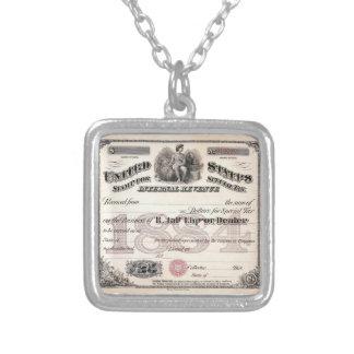 Moonshine Lic Custom Necklace