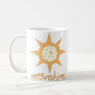 moonshine basic white mug