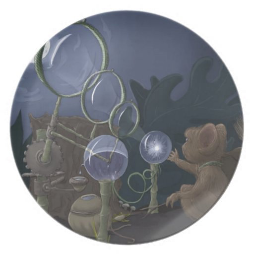 Moonshine Plate
