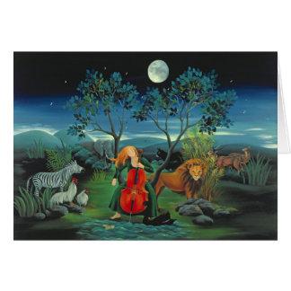 Moonshine Sonata 2006 Card