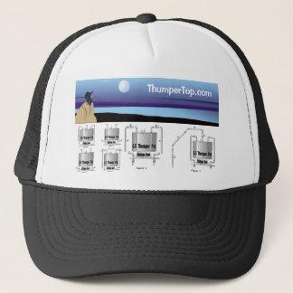Moonshine Still Trucker Hat