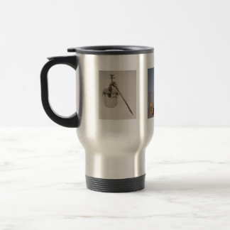 Moonshine stills travel mug