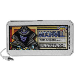 Moonwill Character Speakers