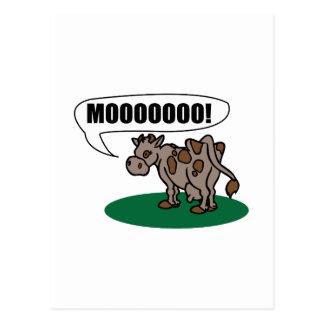 Moooooo Postcards