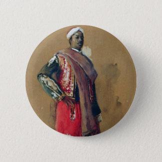 Moor 6 Cm Round Badge