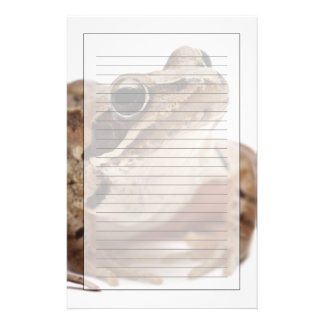 Moor Frog - Rana arvalis Personalised Stationery