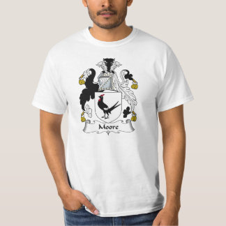 Moore Family Crest T-Shirt