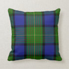 Moore/Muir Tartan Pillow