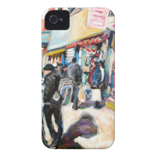 moore street dublin beach balls iPhone 4 Case-Mate cases