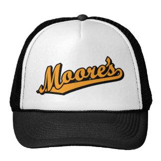 Moore's in Orange Cap