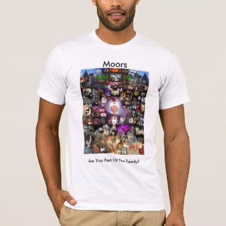 moorish family T-Shirt