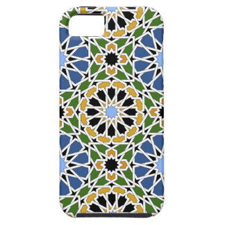 Moorish tile iPhone 5 Case-Mate Case