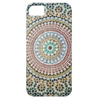 Moorish Tile iPhone 5 Cover