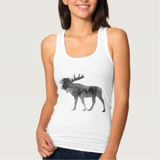 Moose Art Singlet
