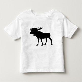 moose bull toddler T-Shirt