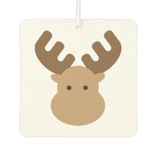 Moose Car Air Freshener