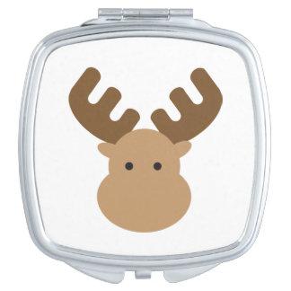 Moose Compact Mirror