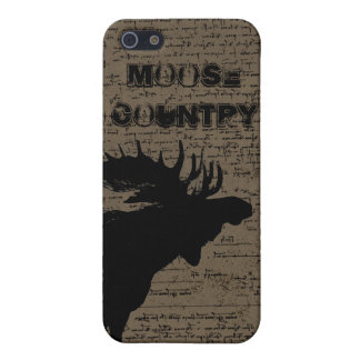 Moose Country iPhone Cover iPhone 5/5S Case