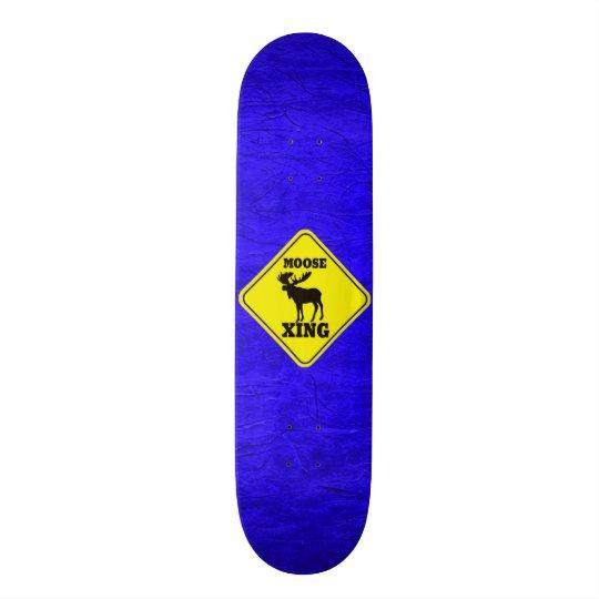 Moose Crossing Custom Pro Trick Board Skate Boards