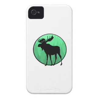 Moose Domain iPhone 4 Case