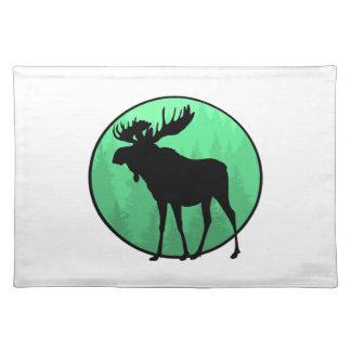 Moose Domain Placemat