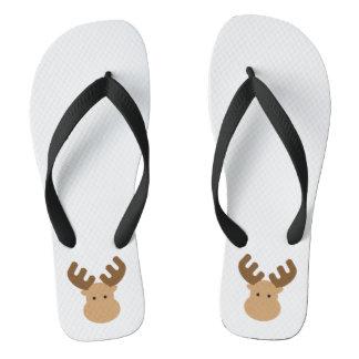 Moose Flip Flops Thongs