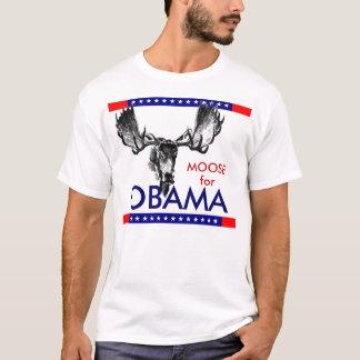 Moose for Obama T-Shirt