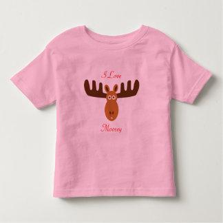 Moose Head_I Love Moosey Toddler T-Shirt