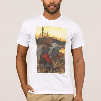 Moose Hunt T-Shirt. T-Shirt
