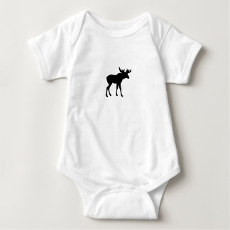 Moose Icon Baby Bodysuit