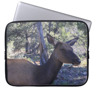 Moose laptop sleeve