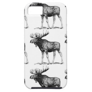 moose mess iPhone 5 case