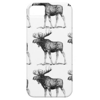 moose mess iPhone 5 cases