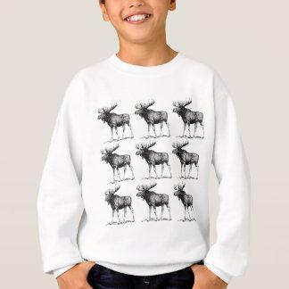 moose mess sweatshirt