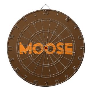 Moose Metal Cage Dartboard