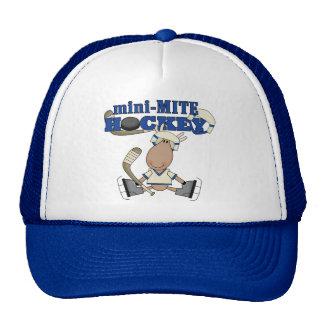 Moose Mini Mite Hockey Tshirts and Gifts Cap