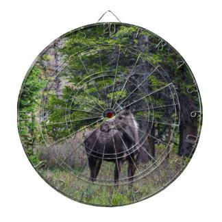 Moose Mother Dartboard