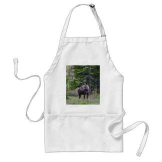 Moose Mother Standard Apron