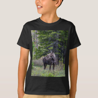 Moose Mother T-Shirt