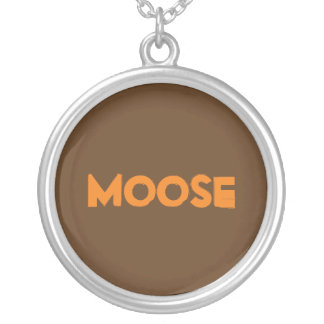 Moose Necklace