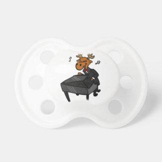 Moose pianist dummy