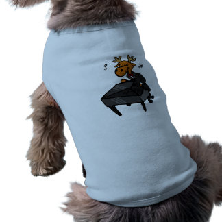 Moose pianist shirt