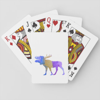 Moose Playing Cards