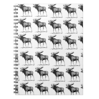 moose repeat moose notebook