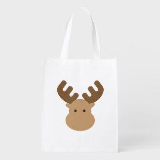 Moose Reusable Bag