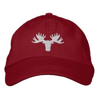 Moose Softball Hat Adjustable