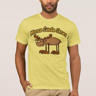 Moose Suede Shoes T-Shirt