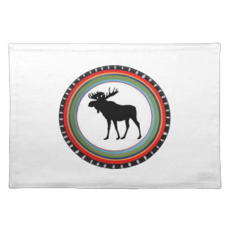 MOOSE TO SHOW PLACEMAT