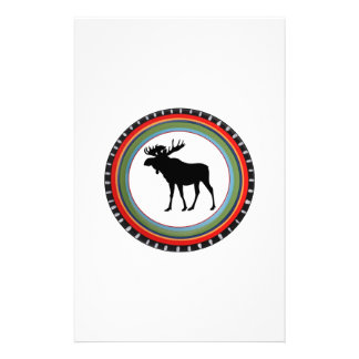 MOOSE TO SHOW STATIONERY