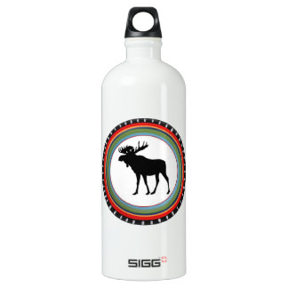MOOSE TO SHOW WATER BOTTLE